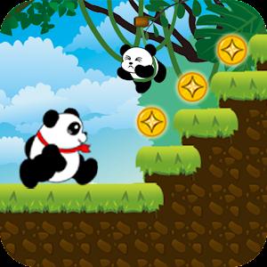 Jungle Panda Run for PC and MAC