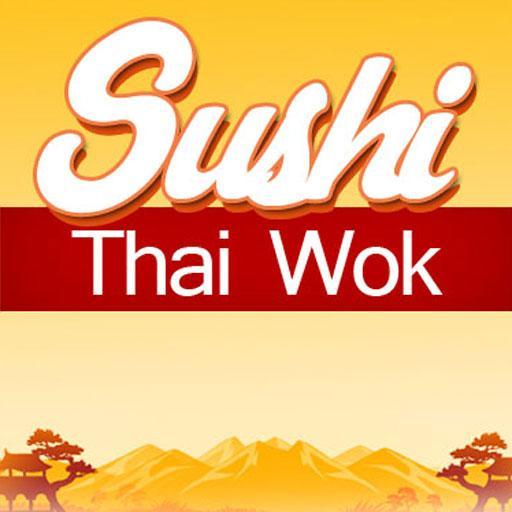 Sushi Thai Wok Nürnberg LOGO-APP點子