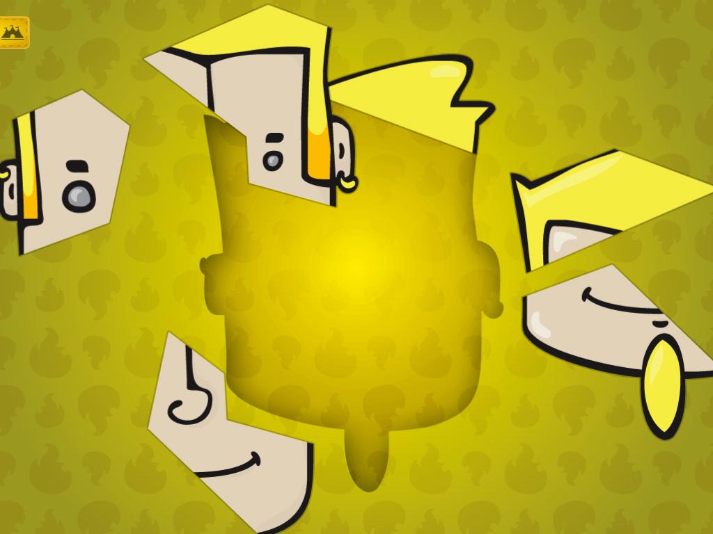 Quebra-Cabeça do Bita- screenshot