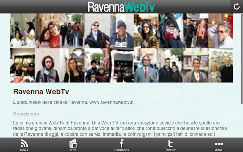 RavennaWebTv - screenshot thumbnail