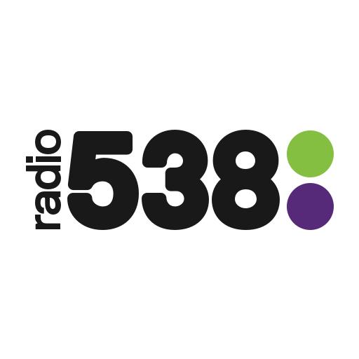 Radio 538 音樂 App LOGO-APP開箱王