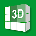 Udesignit 3D Garage Shed icon