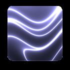 Falling Neon LWP FREE icon