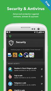 Lookout Security & Antivirus - screenshot thumbnail