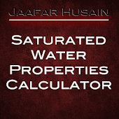 Saturated Water Properties
