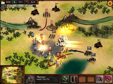 Autumn Dynasty - RTS Screenshot 12