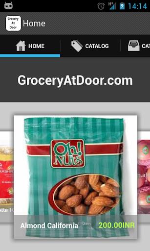 Grocery At Door