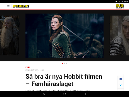 Aftonbladet 4.0.40 screenshot 623619