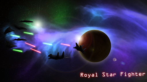 Royal StarFighter - Space Wars