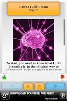 Screenshot of How To