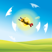 Flappy Bee Buzzing Adventure
