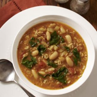 Bean & Barley Soup