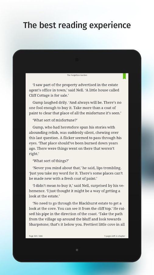 Skoobe - eBook Reader Flatrate- screenshot