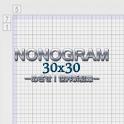 Nonogram 30x30 icon