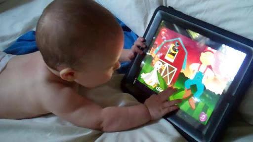 【免費教育App】Instruments - baby touch-APP點子
