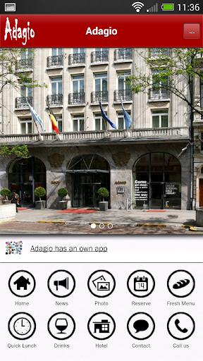 【免費旅遊App】Adagio-APP點子