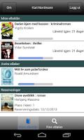 Screenshot of eBokBib