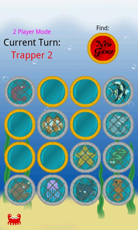 Deep Sea Trapper Lite - screenshot