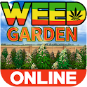 Weed Garden The Game icon