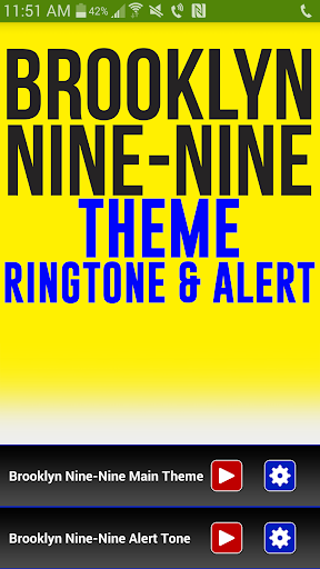 Brooklyn Nine-Nine Ringtone