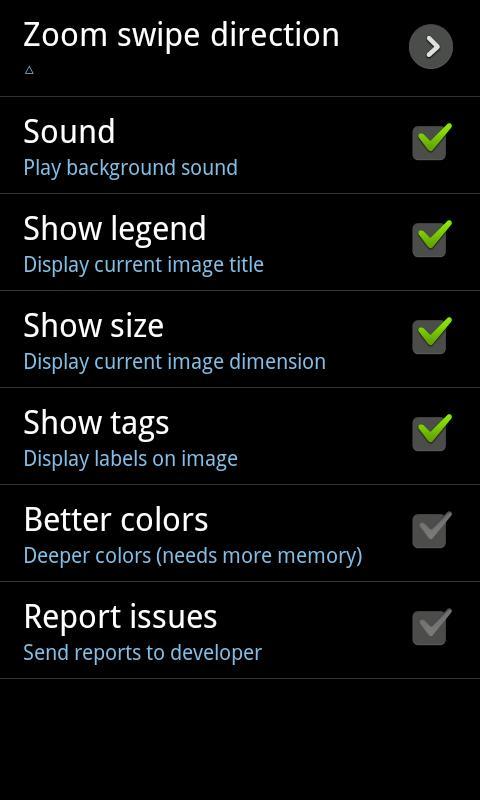 Cozmic Zoom Lite screenshot #5