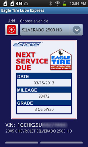 Eagle Tire Lube Express