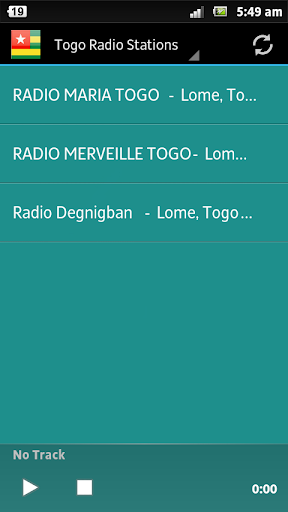 Lome Radio Stations