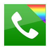 ExDialer Simp for AMOLED Theme