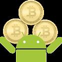Bitcoin Push Monitor logo