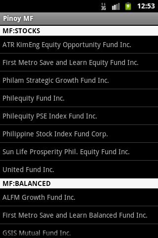 Pinoy Mutual Funds