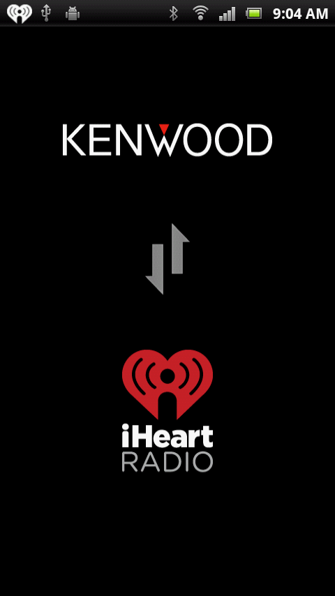 iHeart Link for KENWOOD - screenshot