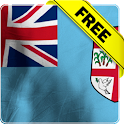 Fiji flag live wallpaper Free icon