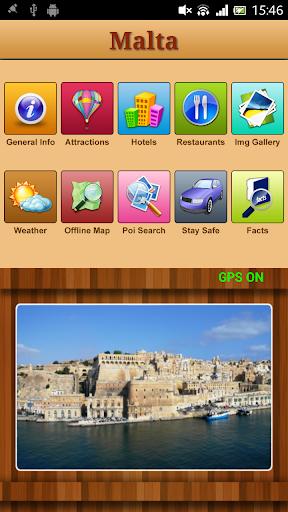 Malta Offline Travel Guide