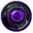 DROID Eye – PURPLE logo