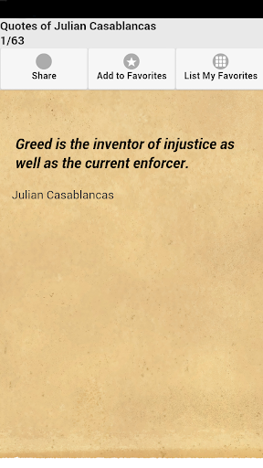 Quotes of Julian Casablancas