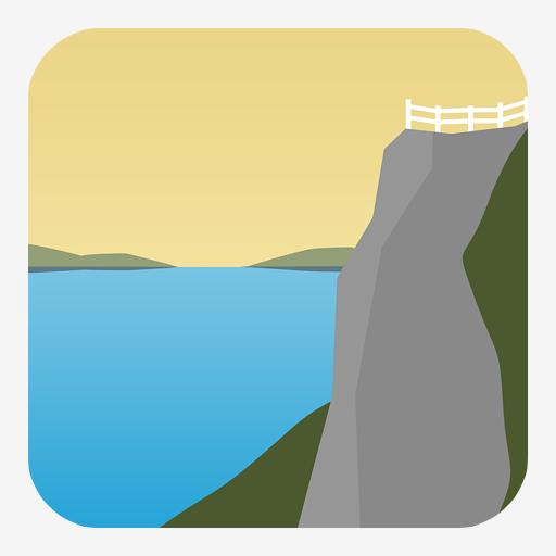 금오도편(다도해섬 문화관광 앱전자책)-PICTkorea LOGO-APP點子