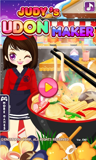 Judy's Udon Maker - Cook