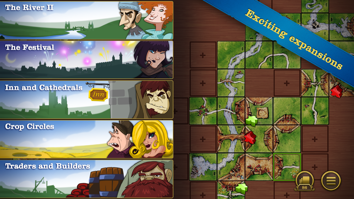 Carcassonne screenshot #7