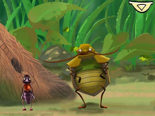 Sobre la hormiga