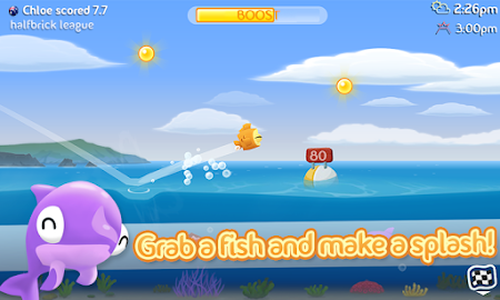 Fish Out Of Water! Screenshot 12