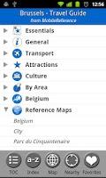 Screenshot of Belgium - FREE Travel Guide