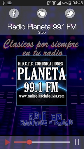 Radio Planeta Bolivia