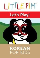 Little Pim: Let's Play! - Korean for Kids