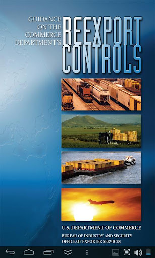 Guidance on Re-Export Controls