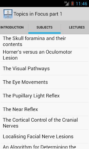 Topics in Focus 1