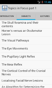 Topics in Focus 1 screenshot 0