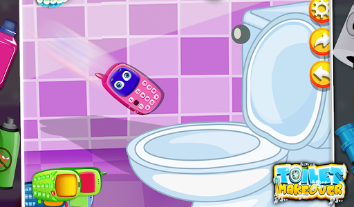 Toilet Makeover -Kids Fun Game v17.3