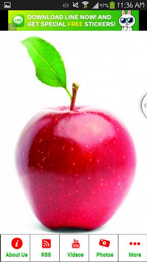Healthy Fruit Update
