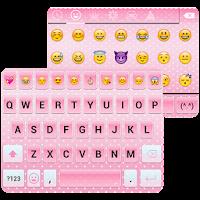 Pink Emoji Keyboard -Emoticons 2.1