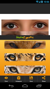 InstaEyesPic - Animal Eyes - screenshot thumbnail